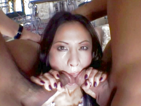 Facial Cumshots : Free videos for Americas Next Porn Star 1 ? Scene 1.