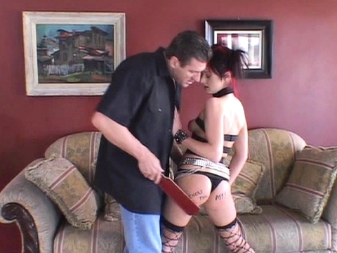 Redhead clothed wife handjob video