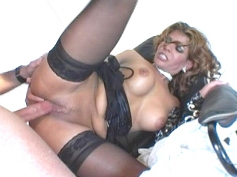 Rio Mariah always gets excited at the thought of getting it on with a younger stud with a big dick. And that\'s just what we had for her today, a hard man with a hard cock ready to pound that pussy and spread her cheeks with some hard fucking and a load of cream on her crotch. video