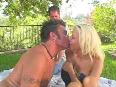 Sweet Bimbo jizz cravers Video III