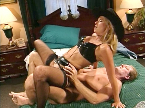 Tara is back with a vengeance and she\'s going all the way this time, getting fucked in all kinds of acrobatic positions. You know you gotta love a girl who begs you to plow her pussy in the piledriver position and then spill your load on her sweet ass cheeks. video