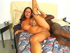 Jewel denyle interracial 3