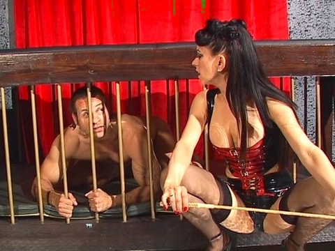 natasha sweet is a dominatrix Sex Scene I