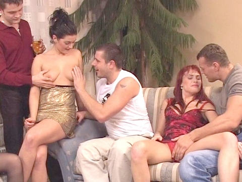 party of Porn III Sex Scene Nr.2