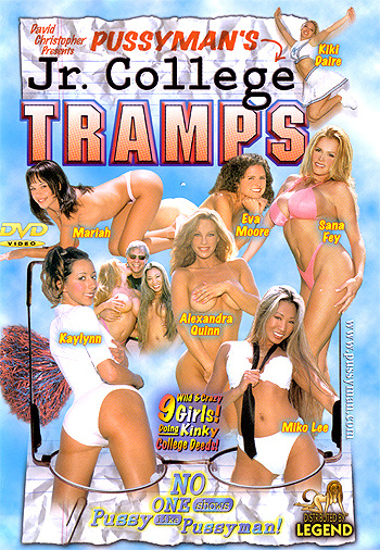 Download Pussyman's  Jr. College Tramps from Legend only at VideosZ.com