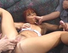 Katja Kassin double penetrated