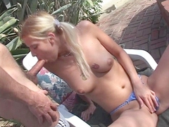 blondinka sex-a