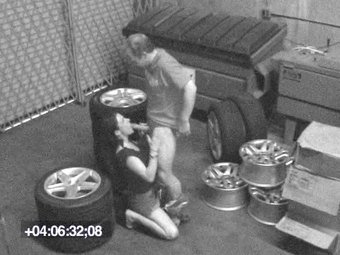 security cam chronicles #7 Sex Scene V