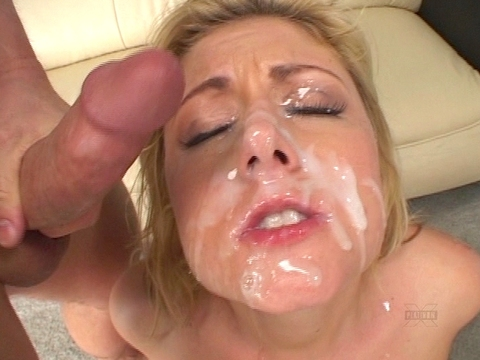 sperm splattered Clip #3