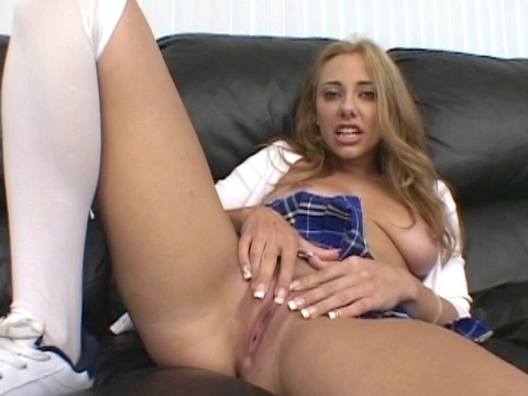 Squirting queen Tiana Lynn is such a slut, she may as well write it all over her leg. First she\'s got her mouth wrapped around two cocks, and the next thing you know, she\'s bouncing around from cock to cock, and just can\'t get enough. video