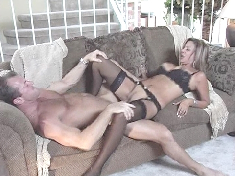 Remy asked us not to release this clip and we can\'t even remember why. So here it is, with her getting fucked by Randy Spears until he shoots his spunk all over her sexy black stockings!video
